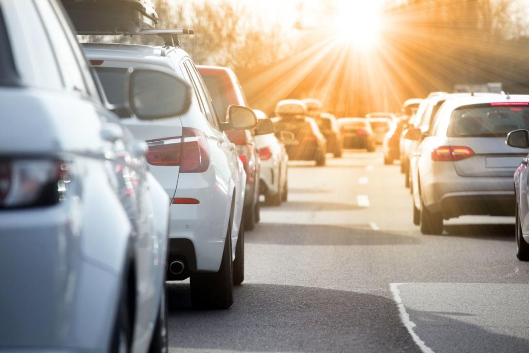 Si vous utilisez davantage le covoiturage, les routes seront moins encombrées.