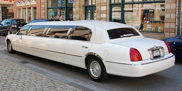Covoiturage en limousine.