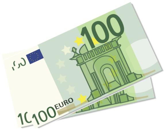 Le montant annuel de 200 € pour la fonction publique