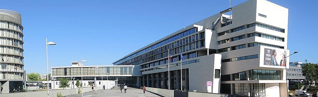 L'Université de Cergy-Pontoise, desservie par notre ligne de Covoiturage Covoit'Ici